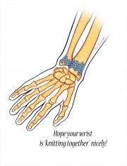 Healing Wrist